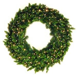 Light Up Your Christmas Wreath
